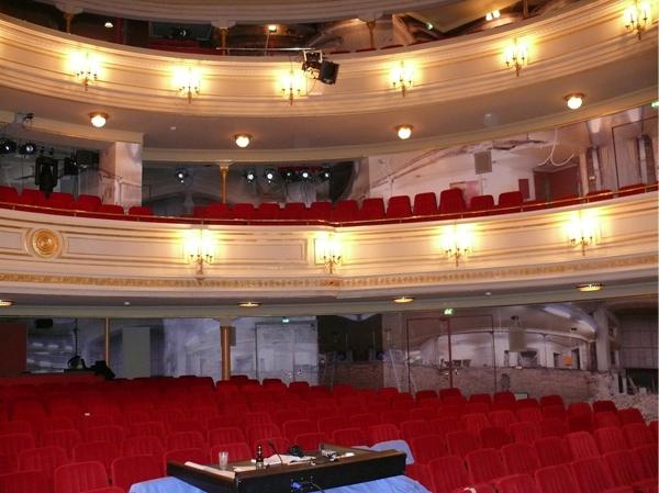 Titel Deutsches Theater Berlin